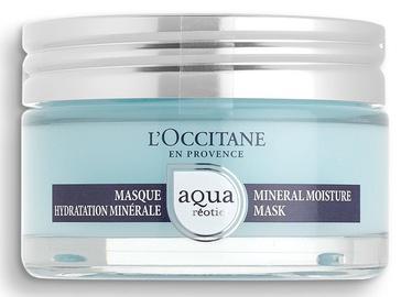 Маска для лица L´Occitane Aqua Reotier Mineral Moisture Mask, 75 мл