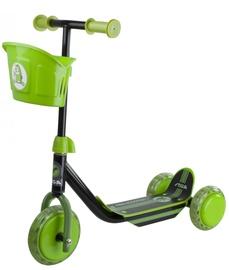 Детский самокат Stiga Mini Kid 3W Black/Green