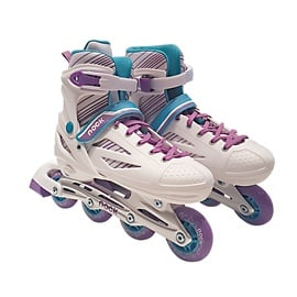 Ролики SN Rollerblades 34-37 White/Purple