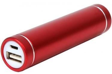 Ārējs akumulators Platinet PMPB22 Red, 2200 mAh