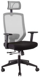 Офисный стул Home4you Joy Black/Grey