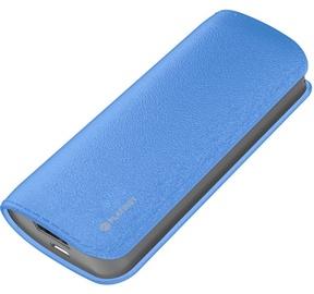 Ārējs akumulators Platinet PMPB52LBL Blue, 5200 mAh