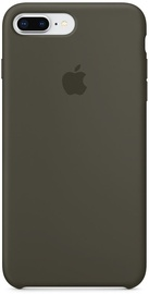 Apple Silicone Back Case For Apple iPhone 7 Plus/8 Plus Dark Olive