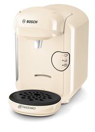 Kapsulas kafijas automāts Bosch TAS1407 VIVY 2 Cream