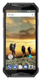 Mobilais telefons Ulefone Armor 3W Black, 64 GB