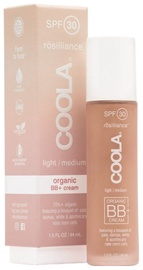 BB крем для лица Coola Rosilliance Organic BB+ SPF30 Light Medium, 44 мл