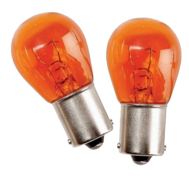 Bottari 12V 21W BA15S Round Orange 2pcs 30192