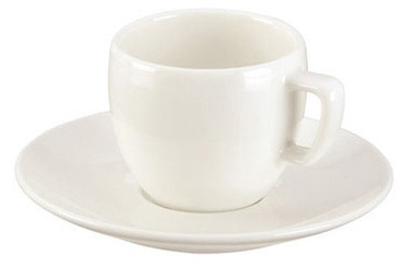 Krūzīte Tescoma Espresso Crema, 0.1 l, 2 gab.