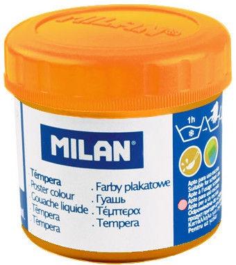 Milan Poster Paint 0323206 Orange