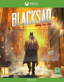 Xbox One spēle Blacksad: Under the Skin Limited Edition Xbox One
