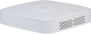 Tīkla videoreģistrators Dahua NVR4108-4KS2, balta