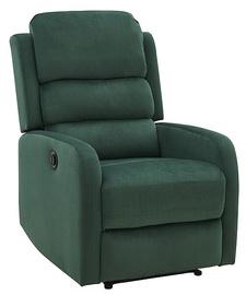 Кресло Signal Meble Pegaz Velvet, зеленый, 64 см x 88 см x 102 см