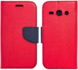 Telone Fancy Diary Bookstand Case For Samsung Galaxy A3 A320F Red/Blue