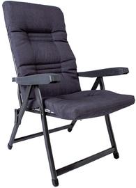 Садовый стул Home4you Cervino, серый, 70 см