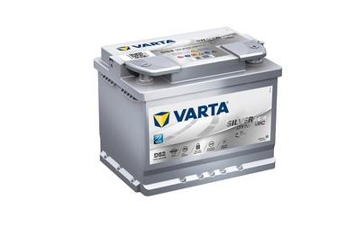 Akumulators Varta SS, 12 V, 60 Ah, 680 A