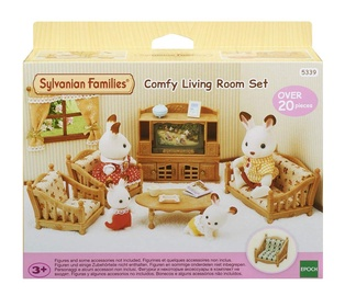 Мебель Epoch Sylvanian Families Comfy Living Room Set