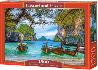 Puzle Castorland Beautiful Bay In Thailand, 1500 gab.