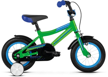 "Kross Racer 2.0 12"" Green Blue Glossy 19"