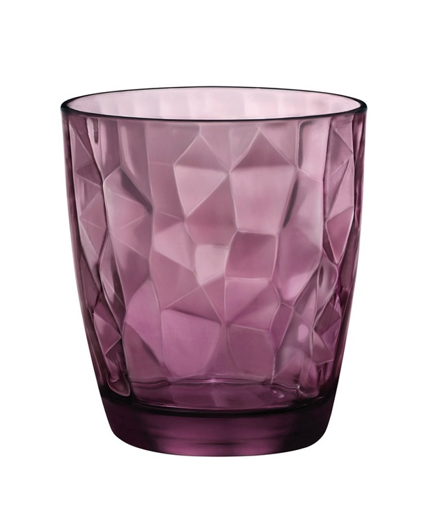 Glāze Bormioli Rocco Diamond Dof, 0.39 l, 6 gab.