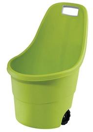 Keter Easy Go Wheelbarrow 55L Light Green