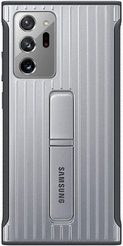 Samsung Protective Standing Cover For Samsung Galaxy Note 20 Ultra Silver
