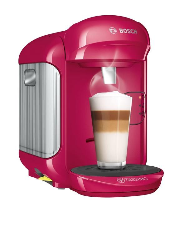 Kapsulas kafijas automāts Bosch TAS1401 VIVY 2 Pink