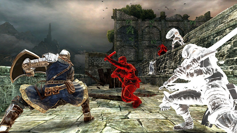 Dark Souls II: Scholar Of The First Sin PS4