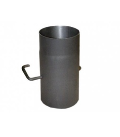 Dūmvads Wadex Stove Chimney with Shutter 180mm 25cm