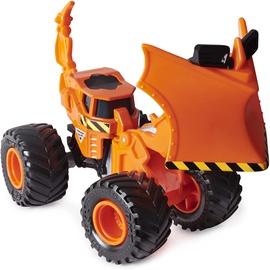 Rotaļu traktors Spin Master Monster Jam Dirt Squad Wedge, oranža