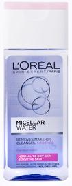 Kosmētikas noņemšanas līdzeklis L´Oreal Paris Soft Micellar Water, 200 ml