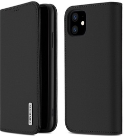 Dux Ducis Wish Bookcase For Apple iPhone 11 Black