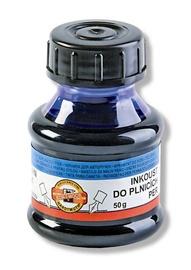 Чернила Koh-I-Noor Fountain Pen Ink 50g Blue