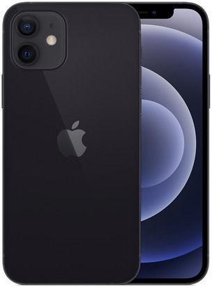 Mobilais telefons Apple iPhone 12, melna/128GB