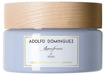 Ķermeņa krēms Adolfo Dominguez Agua Fresca de Rosas Cream 300ml