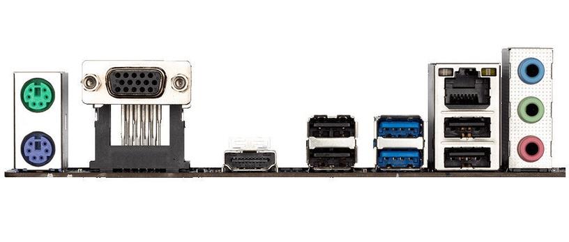 Mātesplate Gigabyte MB H410 S1200 MATX/H410M H V2 1.1