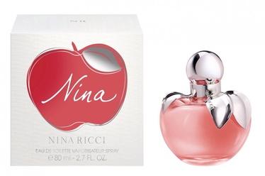 Smaržas Nina Ricci Nina 80ml EDT