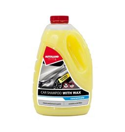 Шампунь Autoland Car Shampoo With Wax 3l