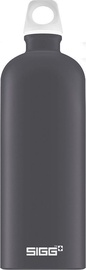 Sigg Water Bottle Lucid Shade Grey 1L