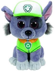 Плюшевая игрушка TY Beanie Boos Paw Patrol Rocky, 15 см