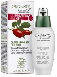 Крем для глаз Organix Cosmetix Rose Hip Oil Rejuvenating Eye Cream, 30 мл