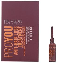 Revlon ProYou Anti Hair Loss Treatment 12x6ml