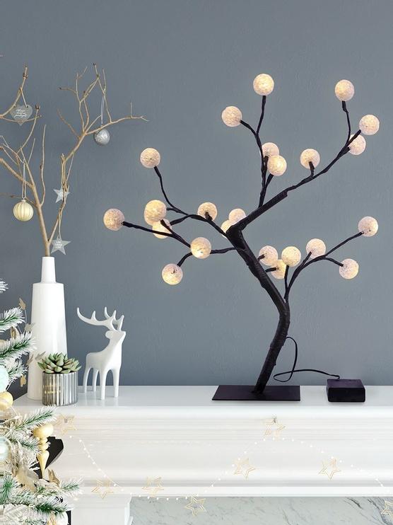 DecoKing LED Tree Bonsai 45cm