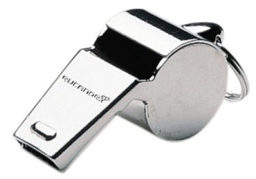 Rucanor Metal Whistle 27305
