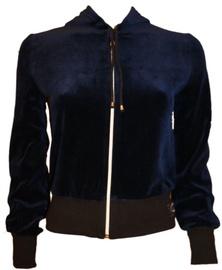 Bars Womens Jacket Dark Blue 87 M