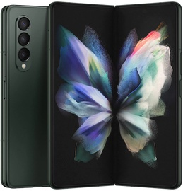 Mobilais telefons Galaxy Z Fold3 5G Samsung Galaxy Z Fold3 5G, zaļa, 12GB/256GB