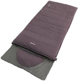 Спальный мешок Outwell Contour, фиолетовый, 220 см