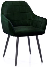 Homede Stillo Chairs 2pcs Dark Green
