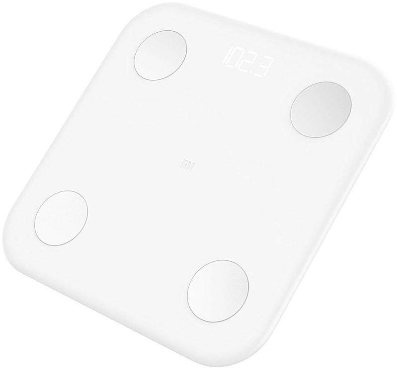 Весы Xiaomi Mi Body White