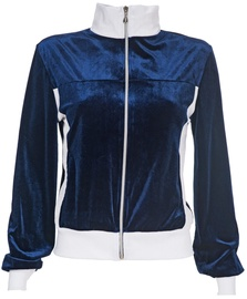 Bars Womens Jacket Dark Blue/White 85 L