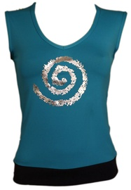 Bars Womens T-Shirt Blue 129 XL